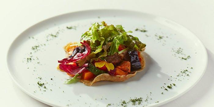 ソラニワの料理写真