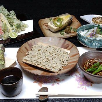 蕎麦匠 源 蕎楽庵の写真