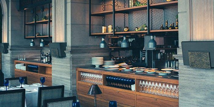 23位 イタリア料理/個室予約可「メインダイニング バイ ザ ハウス オブ パシフィック」の写真2