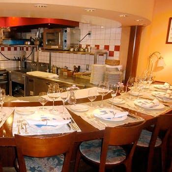 レストラン ル ジャルダン デ サヴールの写真