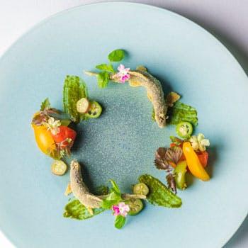 【ランチ】九州の四季を味わう全5品 MENU Gioia