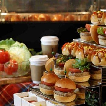 カフェレストラン アクアブルー/ウェスティン都ホテル京都の写真