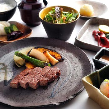 鉄板焼くぬぎ/ウェスティン都ホテル京都の写真