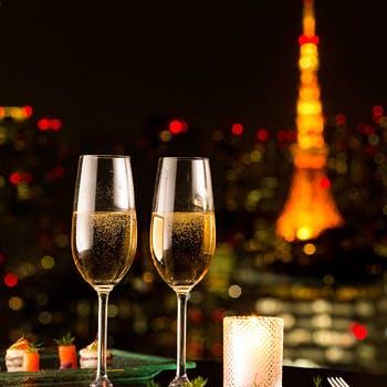 タワーズバー ベロビスト/セルリアンタワー東急ホテル(40階)の写真