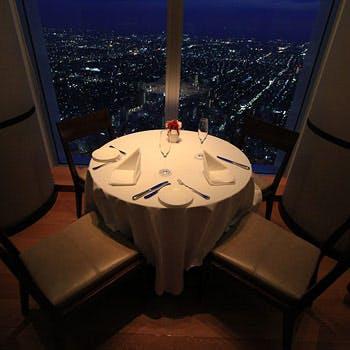 ワインラウンジ&レストラン セパージュ/JRセントラルタワーズ51階の写真