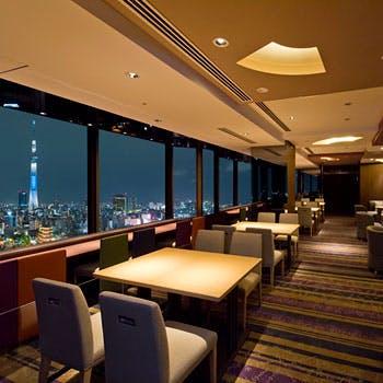 スカイグリルブッフェ武藏/浅草ビューホテルの写真