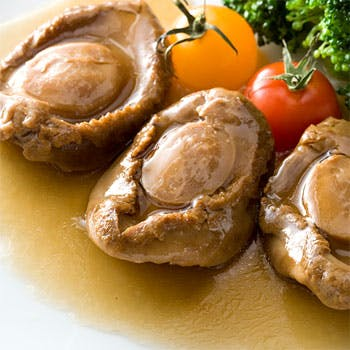 【一休限定×個室確約】乾杯スパークリング付!天然海老・ふかひれ・蟹や鮑など豪華食材のフルコース全8品