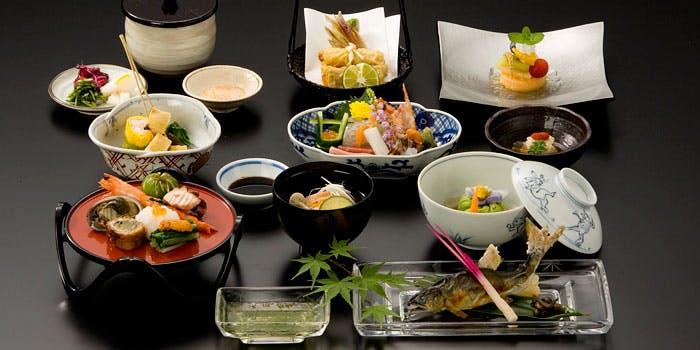 高雄 錦水亭の料理