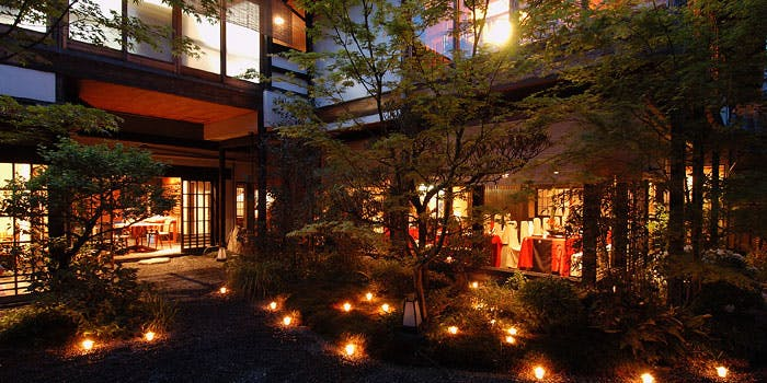 17位 個室予約可!京料理「下鴨茶寮」の写真1
