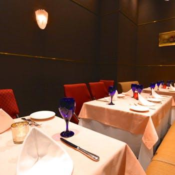 【乾杯スパークリング付】北海道産高級バフンウニクリームパスタ、魚&肉のWメインなど全5品を堪能!
