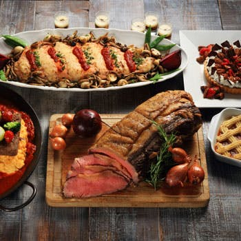 【時間制限無し】品川プリンスの食のエンターテイメントで種類豊富な人気ランチブッフェを堪能!
