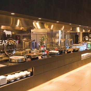 【平日限定】4290円→3400円!広々としたリゾート空間で種類豊富なスイーツやなお料理を(120分制)