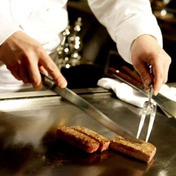 テラスカフェ&バー・鉄板焼 凛庭/ホテルトラスティ大阪阿倍野の写真