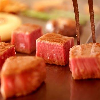 鉄板焼 みや美/リーガロイヤルホテル東京(旧 日本料理なにわ 鉄板焼)の写真