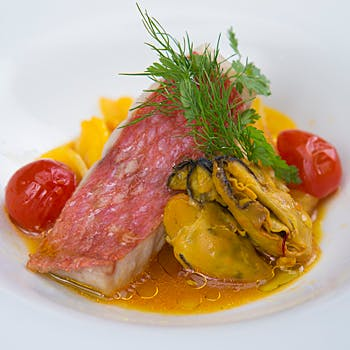 地中海料理 アンティーブ 丸の内ブリックスクエア店の写真