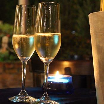 【一休限定】ワイン飲み放題付!代官山の開放的な空間でシェフ自慢のビストロフレンチ全5品(テラスも可)