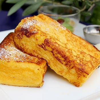 【一休限定】代官山でおしゃれにランチ!デザートはFAVORI名物フレンチトーストを堪能,メインが選べる全5品