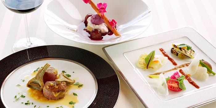 赤ワインに合うグリル料理と前菜