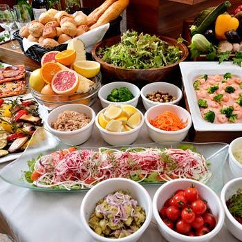「レストラングリルテーブル ランチブッフェ」の画像検索結果