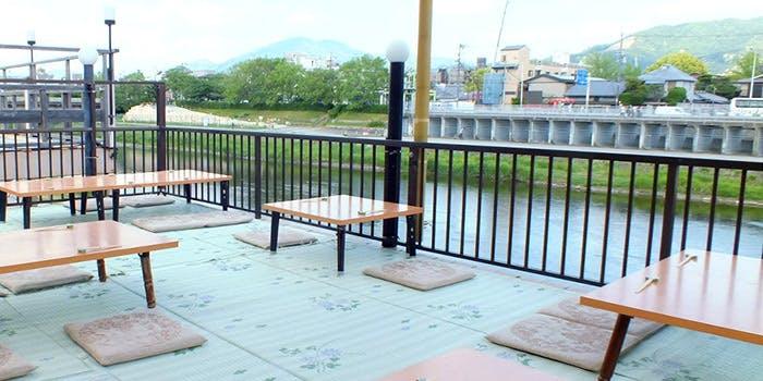 三条付近、高瀬川を眺めながらランチ!「京料理 竹島」の写真2