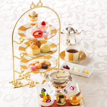 【寛ぎ時間】アフタヌーンティー お好み茶葉への交換&選べる特典  6300→43…