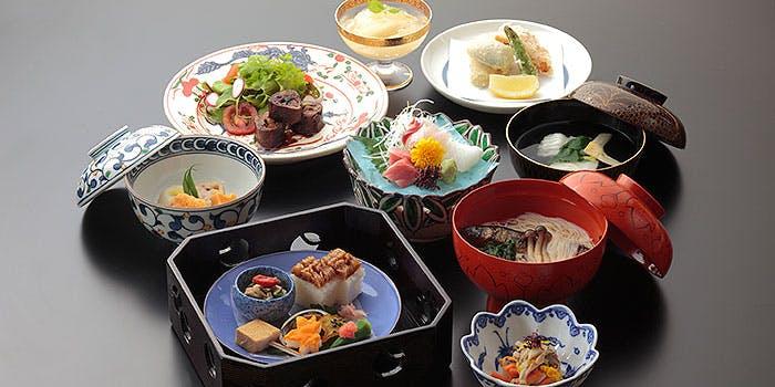 京料理 田鶴の料理