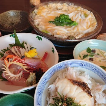 【春の味覚】春彩ご膳  桜鯛・白魚・菜花・筍……