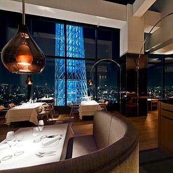 【乾杯ドリンク付き・約8皿】東京ソラマチ(R)最上階で楽しむ ソラシド定番のスタンダードコース