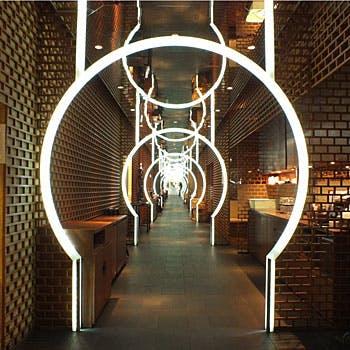 過門香 上野バンブーガーデン店の写真