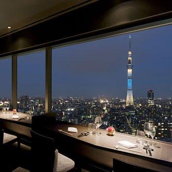 スカイツリー(R)ビューレストラン&バー 簾/東武ホテルレバント東京の写真