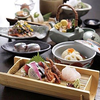 【個室確約】黒毛和牛ステーキや天然鮮魚3種など!季節ものをふんだんに使用!<顔合わせにどうぞ>