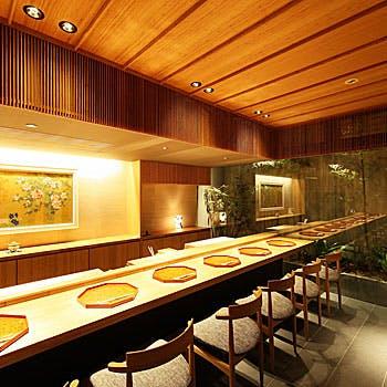 【2017京都】【一休限定】食前酒付17,229円相当→16,200円! 石塀小路の隠れ家で楽しむカウンター割烹