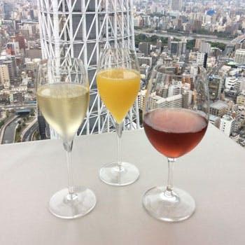 ブラッスリーオザミ 東京スカイツリータウン・ソラマチ店/東京ソラマチ30Fの写真