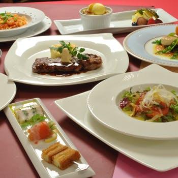 地中海料理 スタビアーナ/ホテル横浜キャメロットジャパンの写真