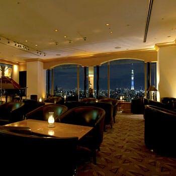 カクテルラウンジ パノラマ/ホテル イースト21東京の写真
