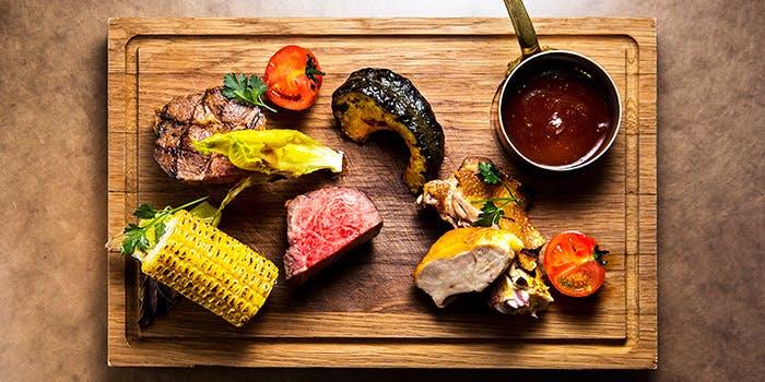 ノカ ロースト&グリルの料理写真