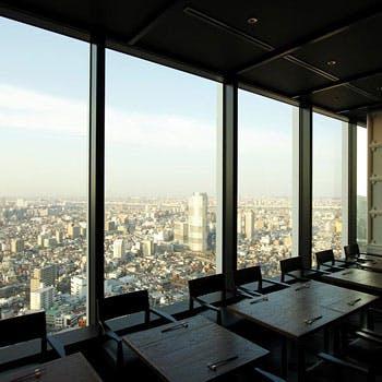 食幹 ソラマチ店/東京ソラマチ30Fの写真