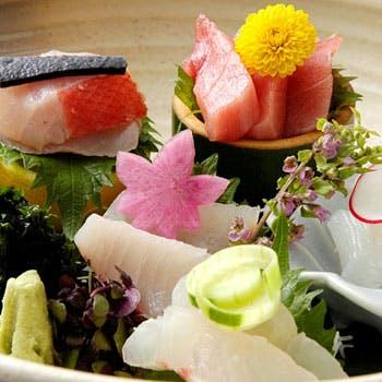 【一休限定】ラグジュアリーな日本料理店で心にやさしい和食を!お得な会席コース じるば