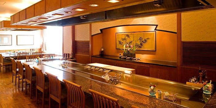 5位 バイキング・鉄板焼/個室予約可「日本料理 行庵」の写真2