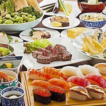 日本料理 行庵/東京ベイ舞浜ホテル クラブリゾートの写真