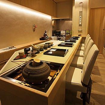茶懐石鮨の写真