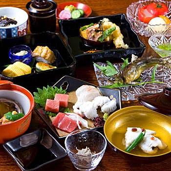 京料理 山鉾町 齊 阿うんの写真