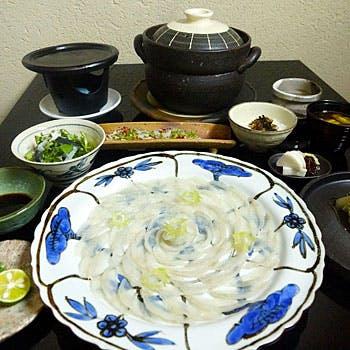 下関 魚ふく旬菜 馬関の写真