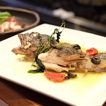 【人気プラン最安値】魚介の魅力を贅沢に!お好みの料理を選んでオリジナルのシェアコース全5品!