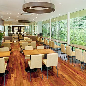 Cafe & Bar 結庵/ホテル雅叙園東京の写真