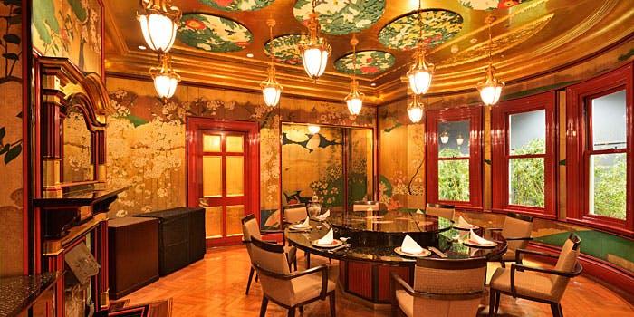 中国料理 旬遊紀の個室