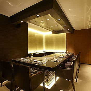 鉄板焼 やまなみ/京王プラザホテルの写真