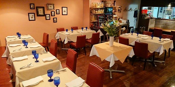 21位 イタリア料理/テラスあり「ricco e bello」の写真1