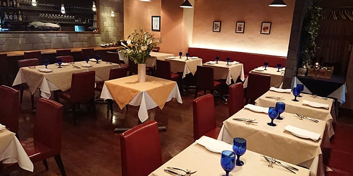 21位 イタリア料理/テラスあり「ricco e bello」の写真2
