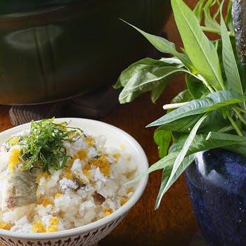 【一休限定】お土産付!米ざんまいコース11,000円/出来たてのお米と、料理長厳選の逸品の数々を堪能!